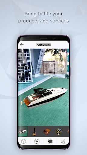 ar market - the real world in augmented reality screenshot 2