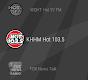 screenshot of myTuner Radio and Podcasts