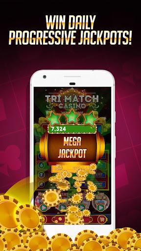 Tri Match Casino screenshot 1