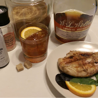 Old Fashioned Recipe Grilled Chicken Breast