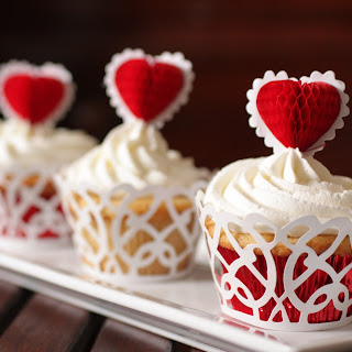 Bakery Style White Frosting.