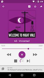 uPod Podcast Player Screenshot 4