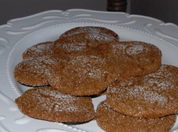 Molassas Cookies Recipe