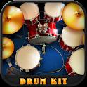 Drum Kit - Realistic Drum Pads icon