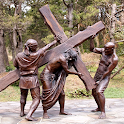 십자가의 길  천주교 성당 기도문 icon