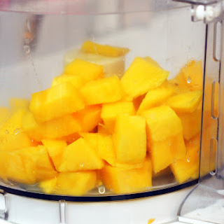 Mango Curd.