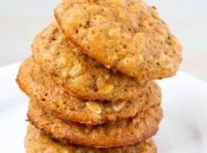 Pumpkin Raison Cookies