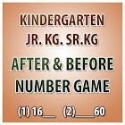 AFTER AND BEFORE NUMBER GAME icon