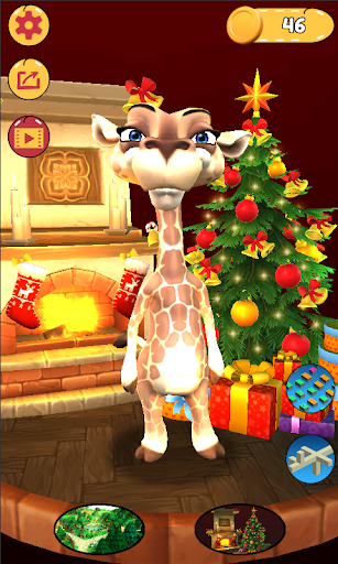 My Talking Giraffe 1.0.6 screenshots 1