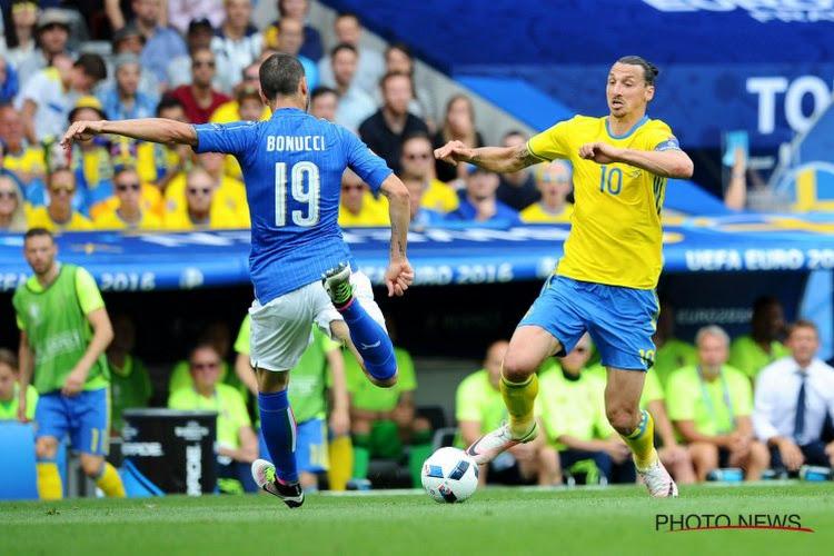 """""""Je préfère que Zlatan ne soit pas dans l'équipe adverse même avec une jambe cassée et à 40 ans"""""""