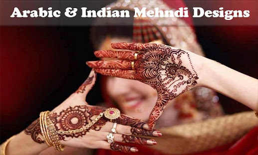 Mehndi Hands With Mobile : Arabic eid mehndi designs 2017 app report on mobile action
