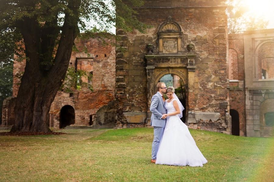Wedding photographer Miroslav Frühauf (miroslavfruhauf). Photo of 29.05.2019