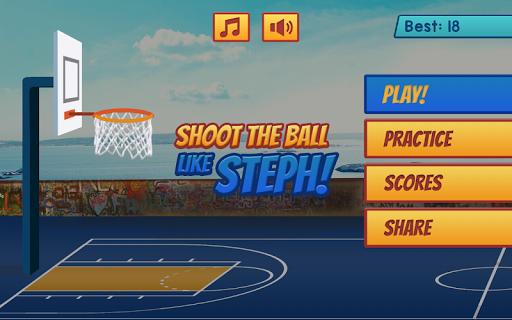 Shoot the Ball like Steph