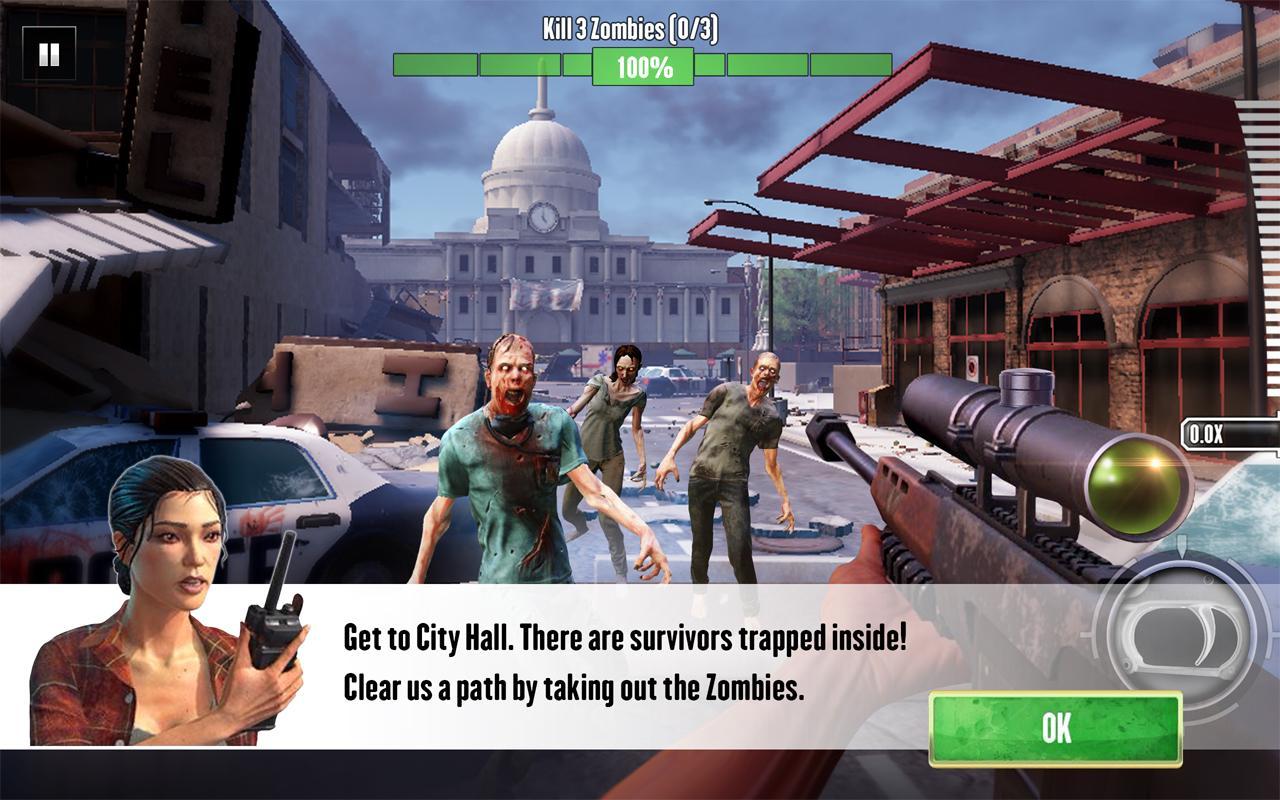 Kill Shot Virus– captură de ecran