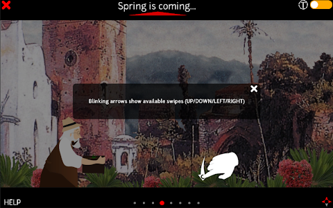 New spring of Villa Rufolo screenshot 3