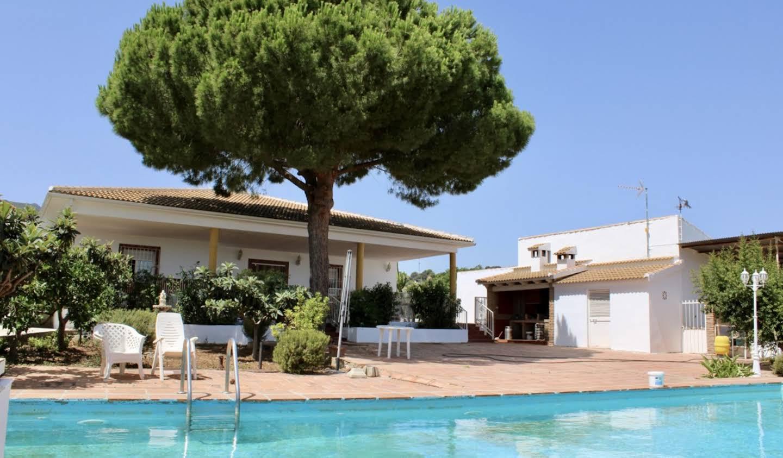 Propriété avec piscine Malaga