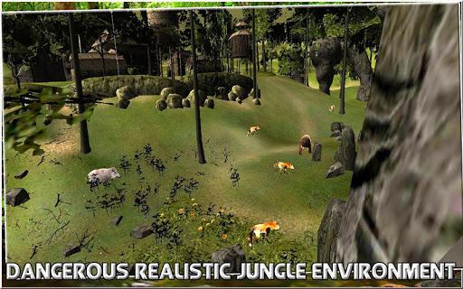 ジャングルスナイパー3D