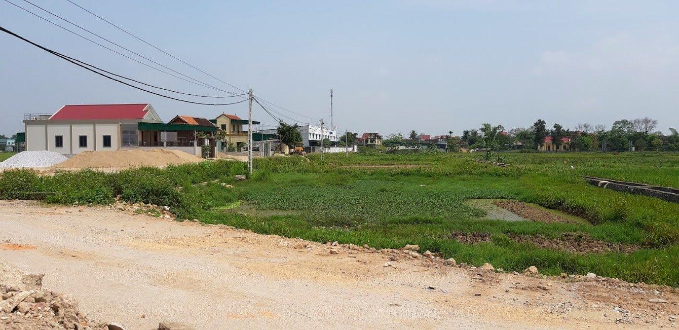 Vị trí lô đất số 94, 95 vùng Rộc Sùng, xã Hợp Thành