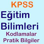 KPSS Eğitim Bilimleri Kodlama ve Pratik Bilgiler