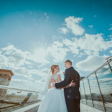 Wedding photographer Nikita Kuskov (Nikitakuskov). Photo of 01.08.2017