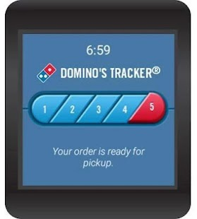 Domino's Pizza USA- screenshot thumbnail