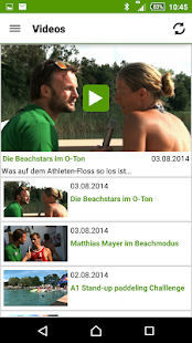 A1 Beach App- screenshot thumbnail