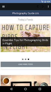 Learn DSLR Photography Free Screenshot
