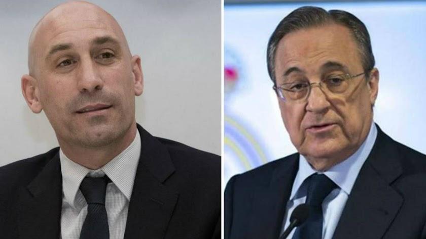 La afición culpa a Rubiales y Florentino del fracaso en Rusia