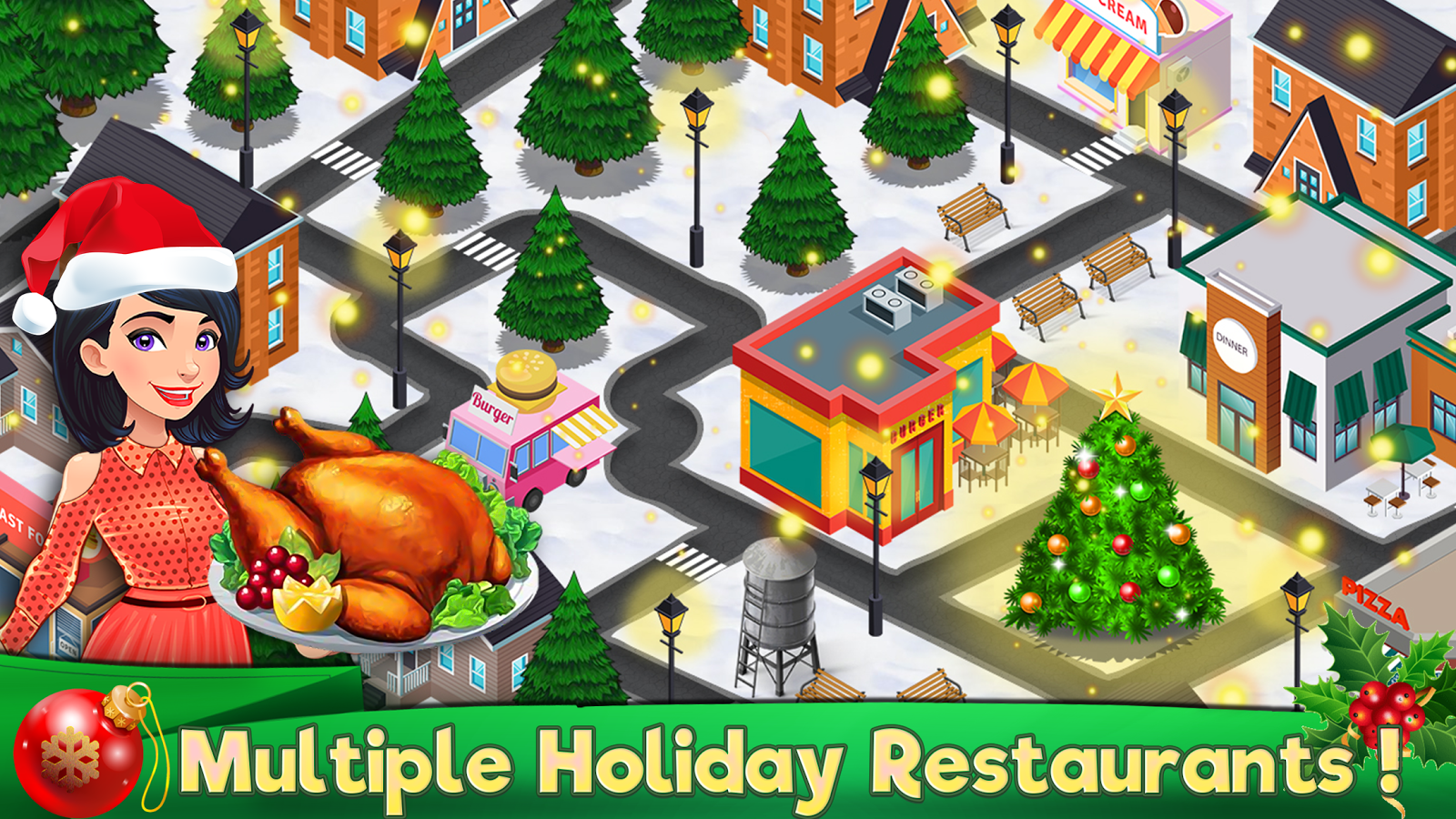 Kitchen Cooking Games Restaurant Food Maker Mania Android Apps On Google Play