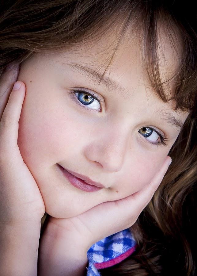 tired eyes by Sheena True - Babies & Children Child Portraits (  )
