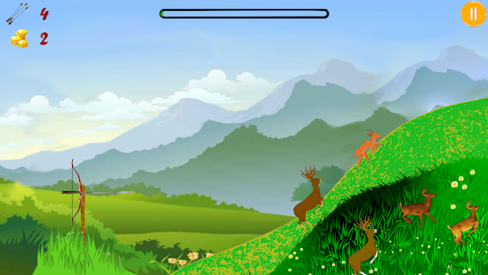 Archery bird hunter MOD APK (Unlimited Money) 5