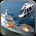 Warship Navy Battle: Gunship icon