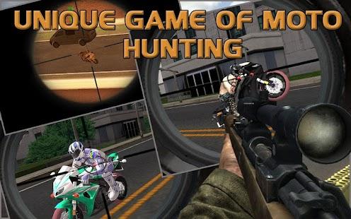 Moto-Racer-Sniper-Attack
