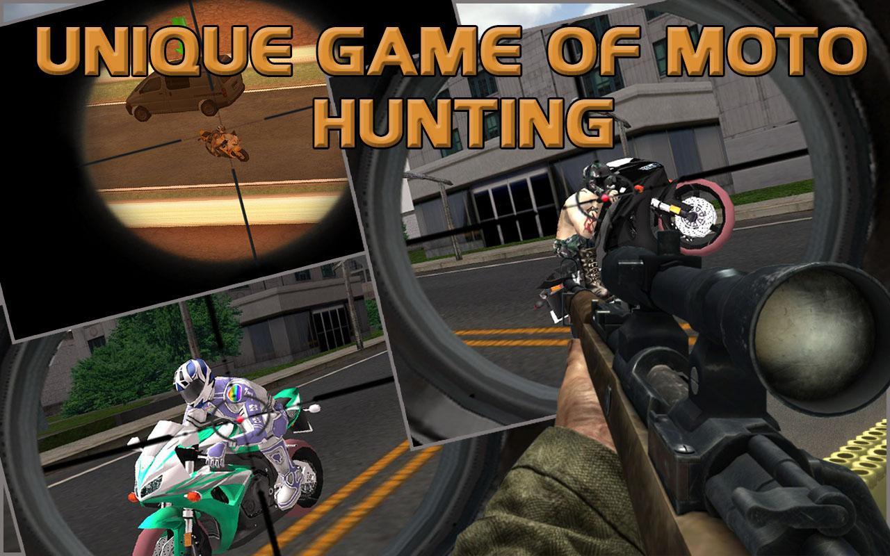 Moto-Racer-Sniper-Attack 20