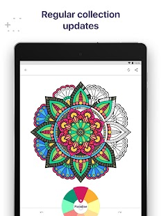Coloring Book for Me & Mandala- screenshot thumbnail