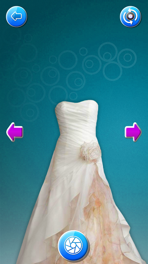 Wedding dress montage android apps on google play for Virtual try on wedding dress