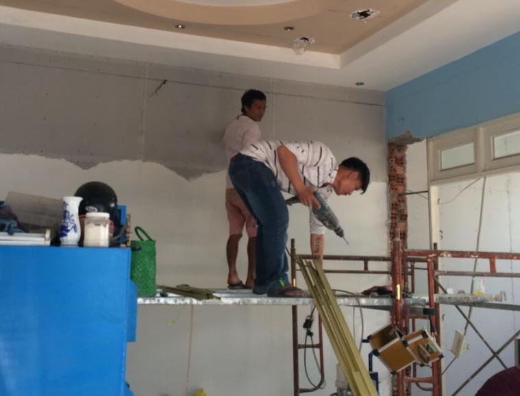Trường Tuyền có đầy đủ trang thiết bị phục vụ cho công việc
