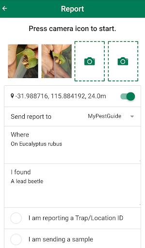 MyPestGuide Reporter 2.2.5 13