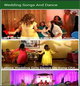 Mehndi Dance & Wedding Songs screenshot 2