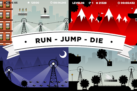Run Rabbit Run Free Platformer- screenshot thumbnail