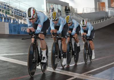 L'organisation des Mondiaux 2022 de BMX, de VTT et de cyclisme sur piste ont été attribués