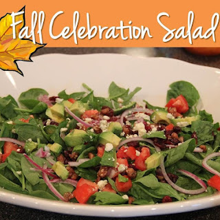 Fall Celebration Salad