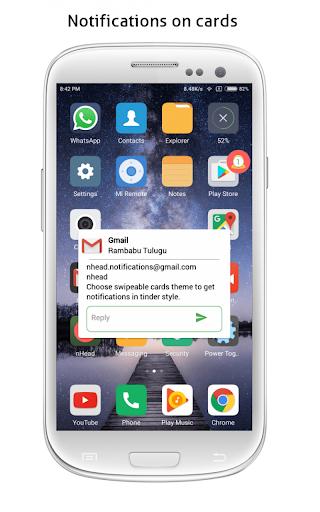 bubble pro - notifications in bubble screenshot 2