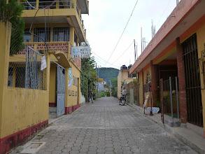 Photo: Main street in San Pedro