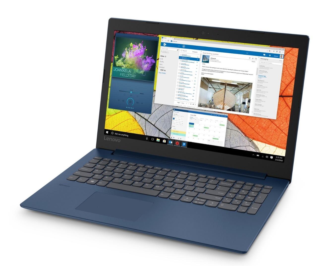 Фото 1. Ноутбук Lenovo ideapad 330-15 Midnight Blue (81DE01WBRA)