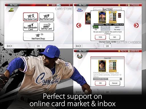 9 Innings: 2016 Pro Baseball screenshot 5