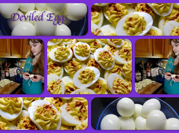 Deviled Eggs Recipe