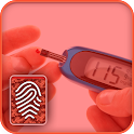 Blood Glucose Detector Prank icon