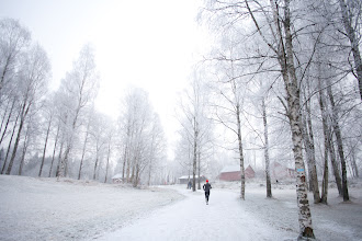 Photo: Winter in Oslo, Norway