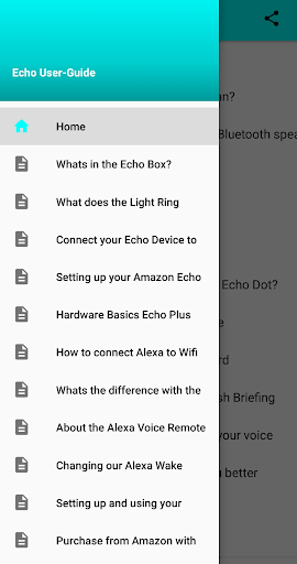 User Guide for Amazon Echo Devices 1.0 screenshots 2